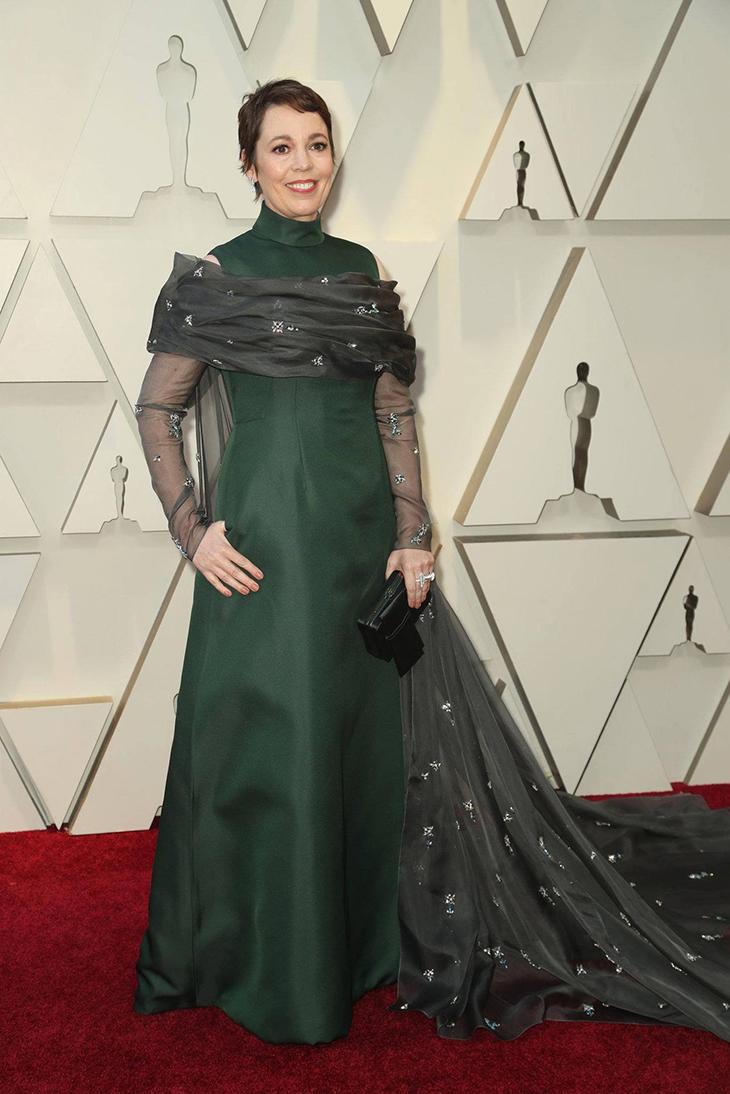 Oliva Coleman Oscars 2019