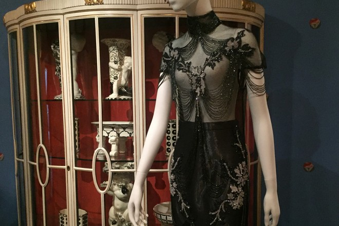 Krystyna Campbell-Pretty Fashion Gift: Haute Couture at NGV