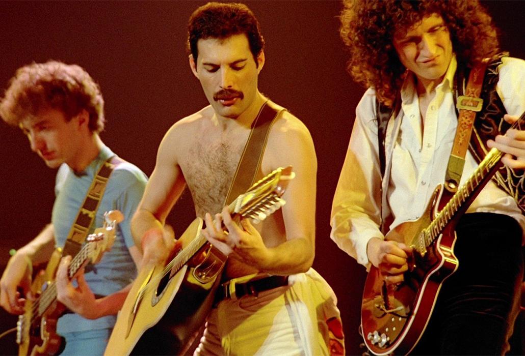 Queen trio