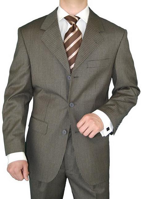 Suit 3 buttons