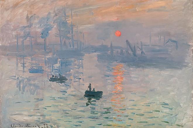 Monet: Impression Sunrise – Dawning of a Brand-New Day, NGA