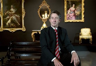 Martyn Cook, Director The David Roche Foundation House Museum and Gallery