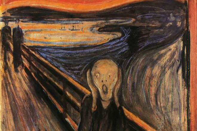 Edvard Munch: Love and Angst – The Scream at British Museum