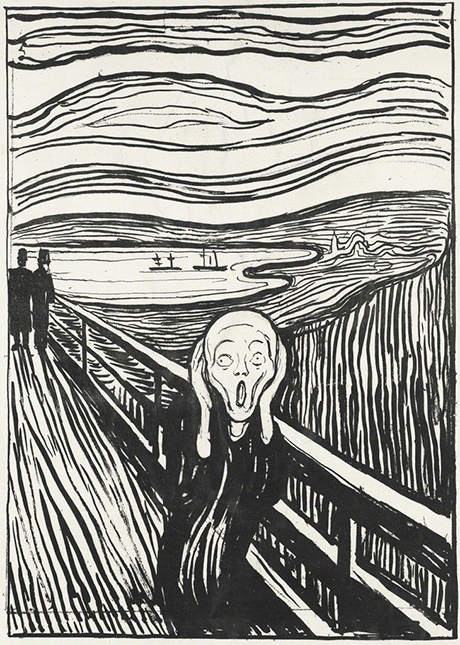 Munch The Scream