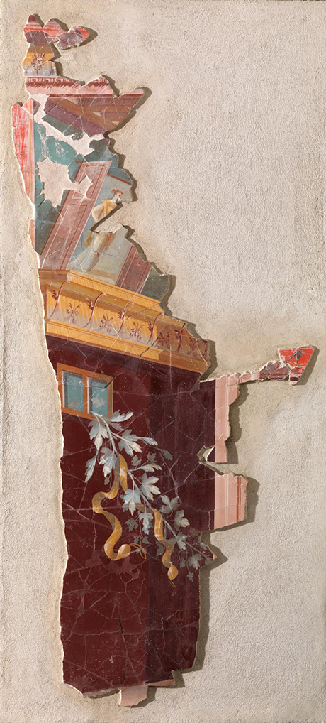 Fresco Fragment Getty