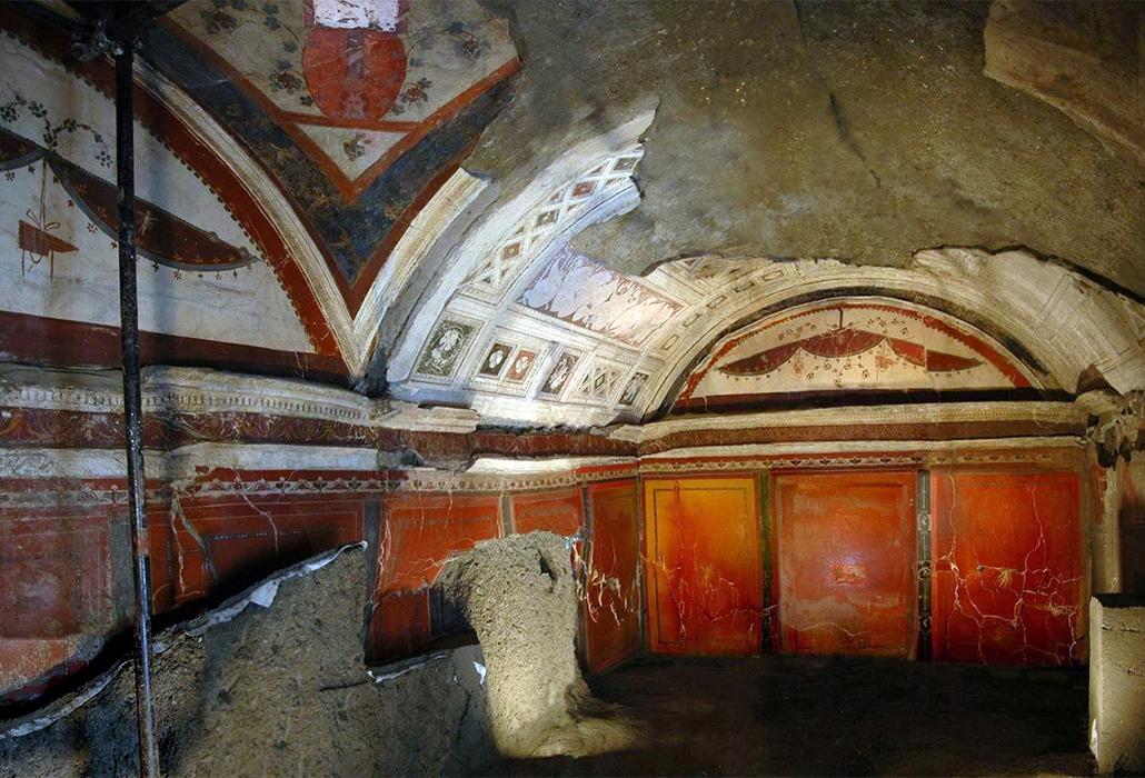 Villa dei Papiri - Getty