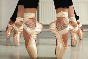 En Pointe Ballet