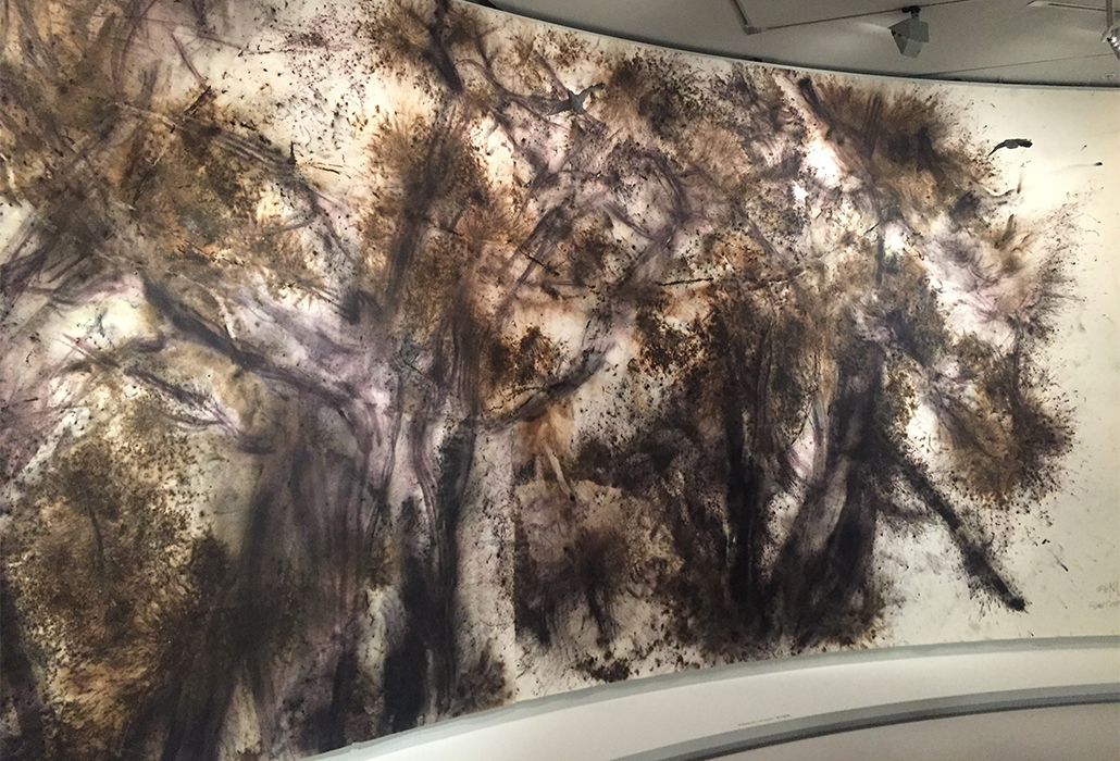 Terracotta Warriors Cai Guo Qiang Masterpieces At Ngv The