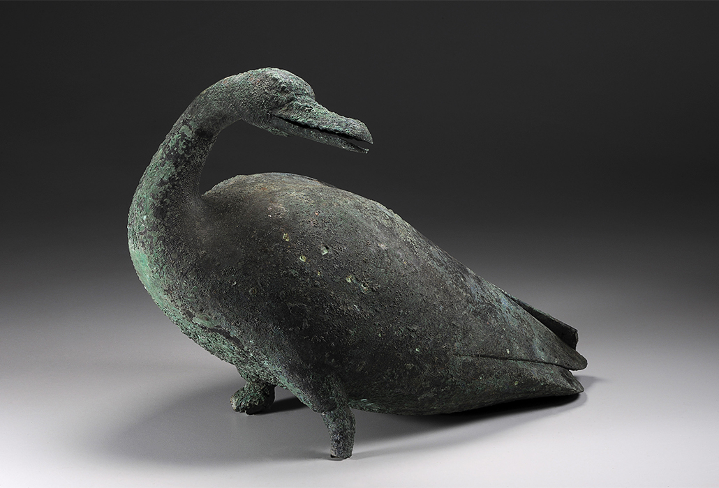 Chinese Ancient Goose