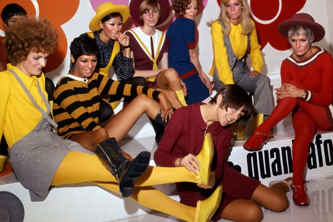 Mary Quant – Lights, Camera, Action, Mini Skirts are Back!