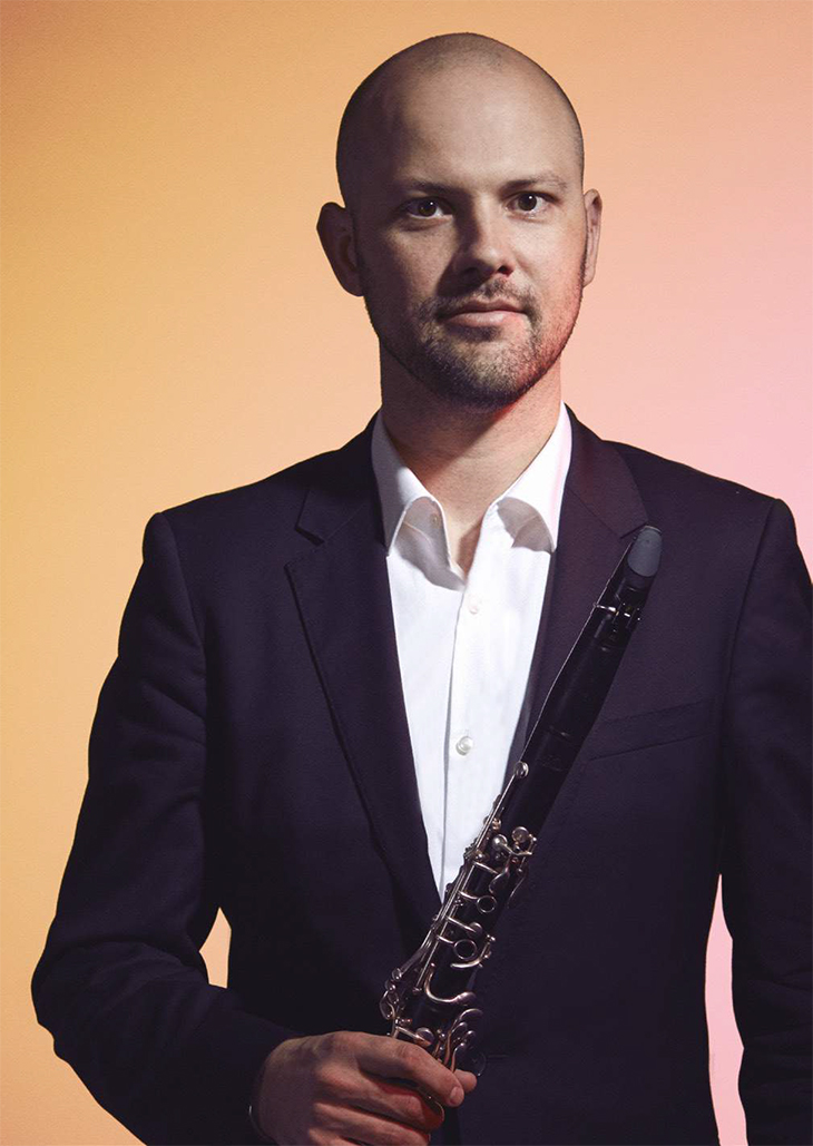 David Rowden Clarinet 2