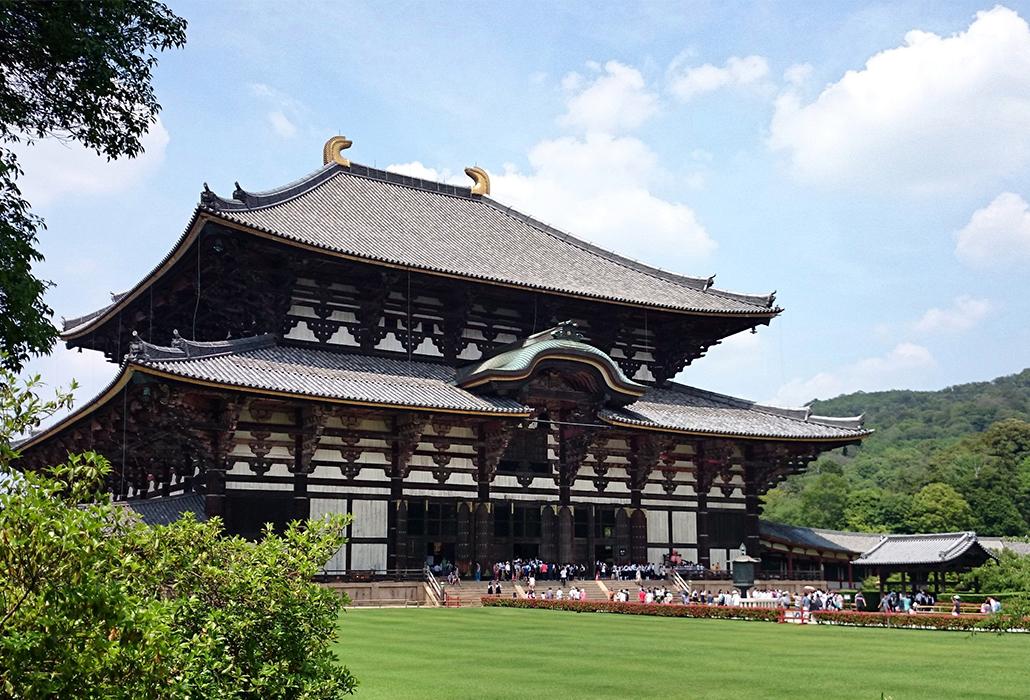Todaji Temple Nara