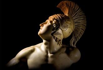 Achilles at Troy