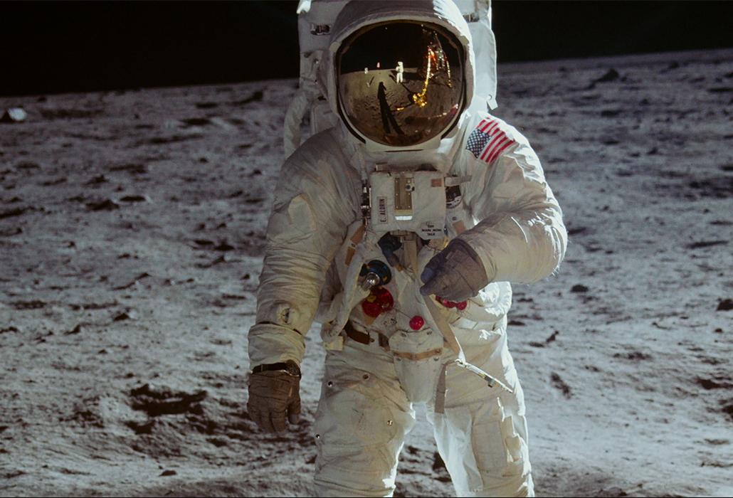 On the Moon Apollo 11