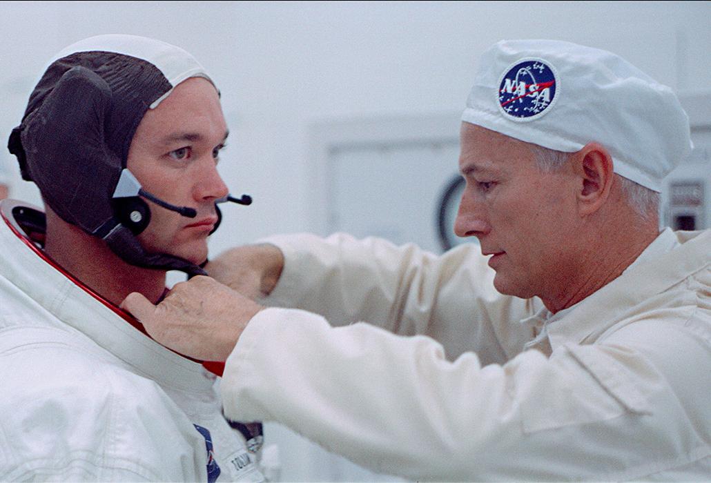 BEing Prepared Apollo 11