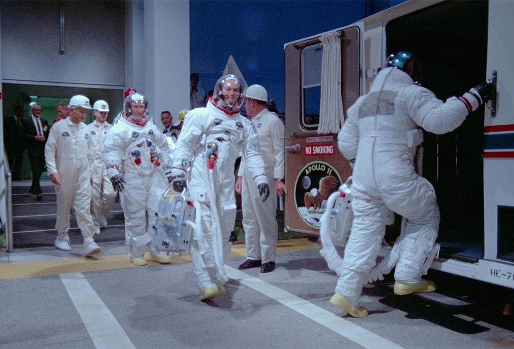 All Aboard Apollo 11