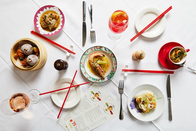 Italian Yum Cha – Culinary Delights at The Grand Richmond