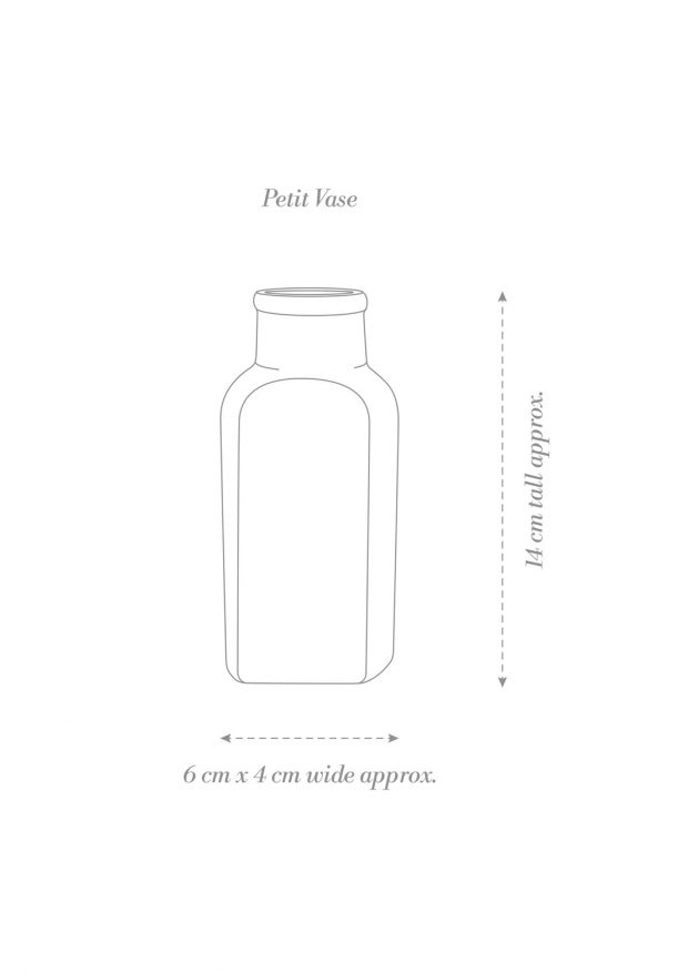 Petit Vase Product Diagram