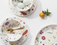 Floral Forager Dinnerware