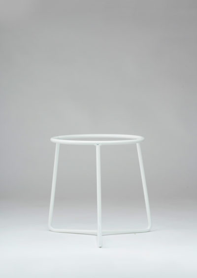 Angus & Celeste Planter Stand White Large