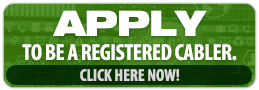 click to APPLY to be a registered cabler