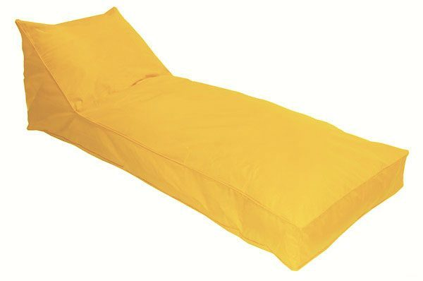 Palm Beach Chaise In Yellow Foam Amp Rubber Products