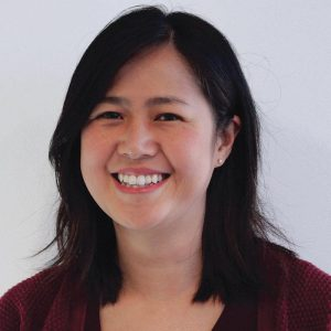 WARRIP Research Member - Ester Tseng