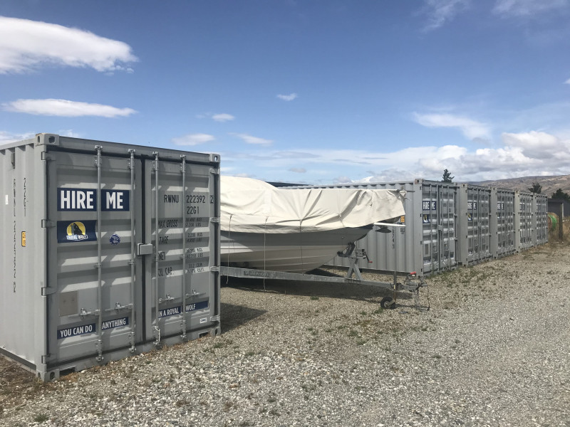 Boat Storage (any size)
