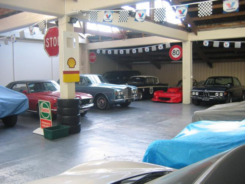 Classic Car Storage - Christchurch
