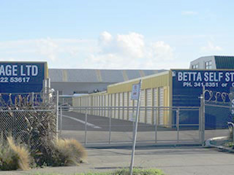 Betta Self Storage - Riccarton