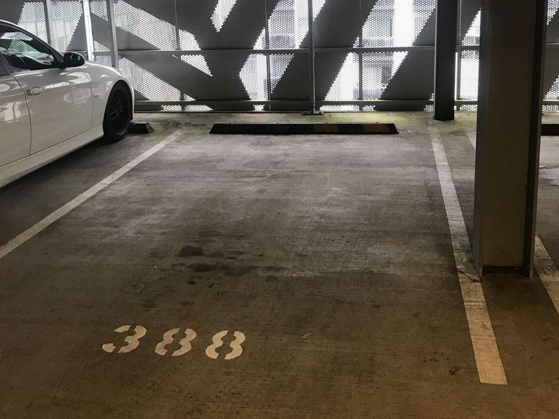 Carpark in CBD