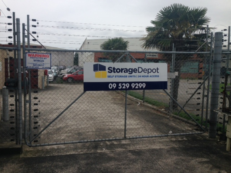 Storage Depot - Self Storage Airport Mangere