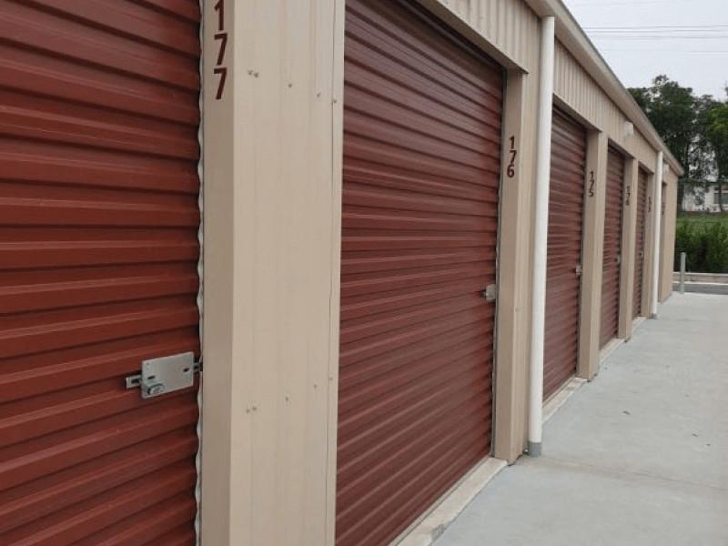 Safe N Sound Storage - Te Awamutu