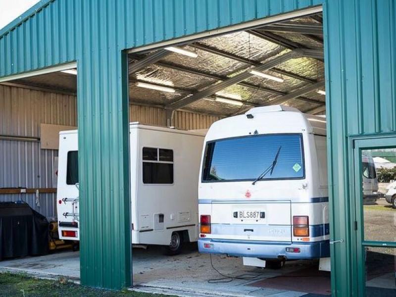 Vanco Vehicle Storage