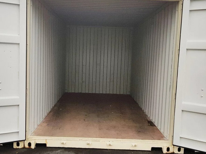 32 Cubic Meters Container