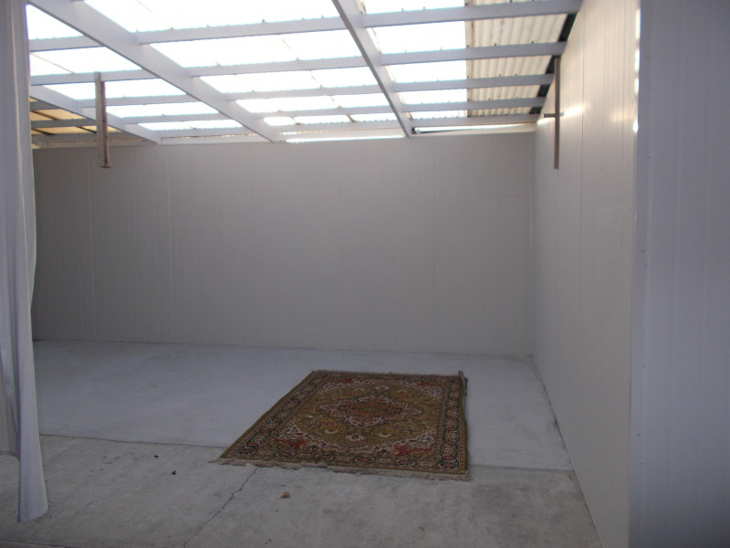 Large 3 metre high garage space for rent in Cleland Street Central Palmerston North 4410