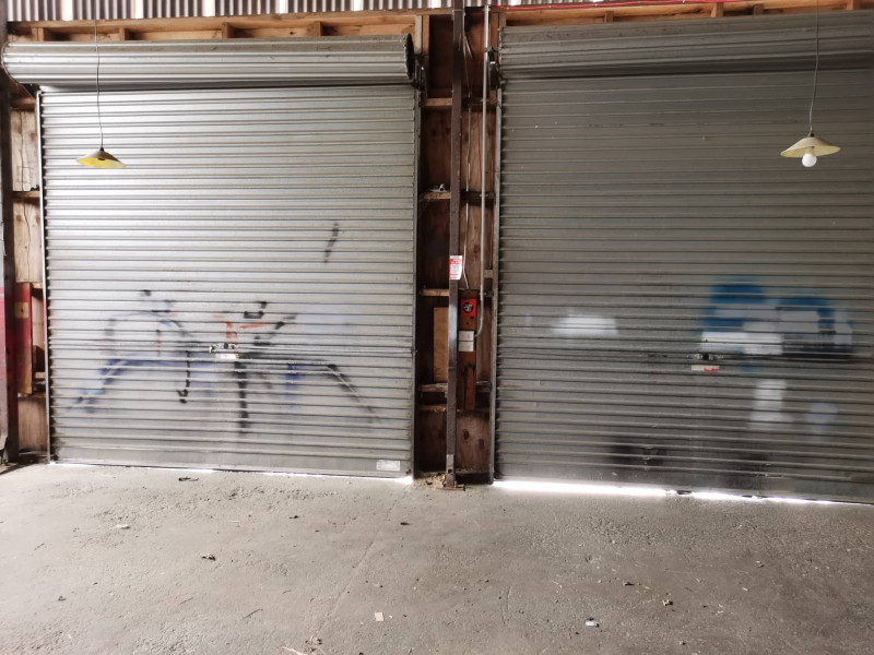 Garage/Shed Space