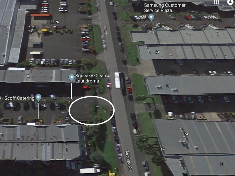 Parking Space space for rent in Rosedale, Auckland 0632, New Zealand
