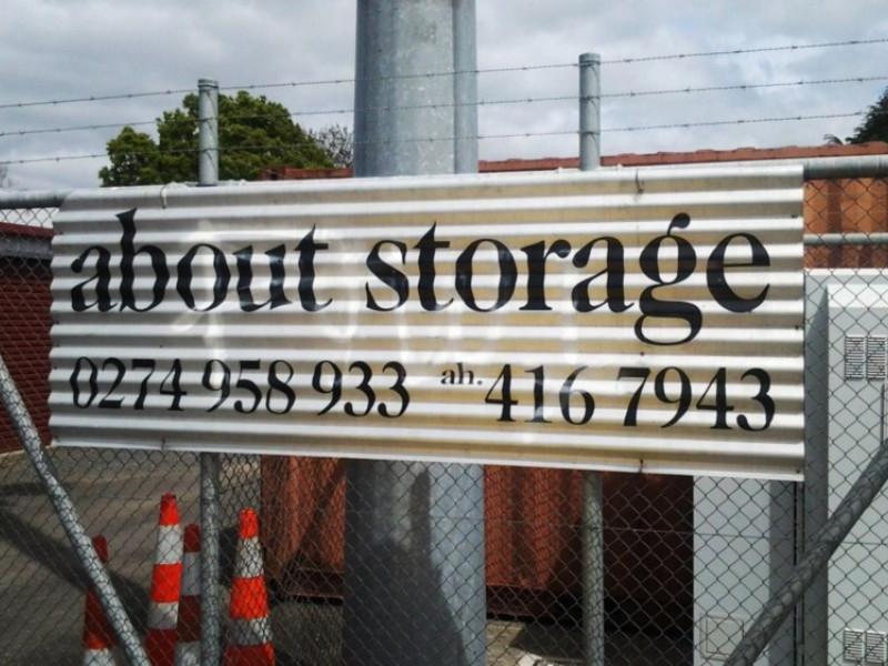 About Storage