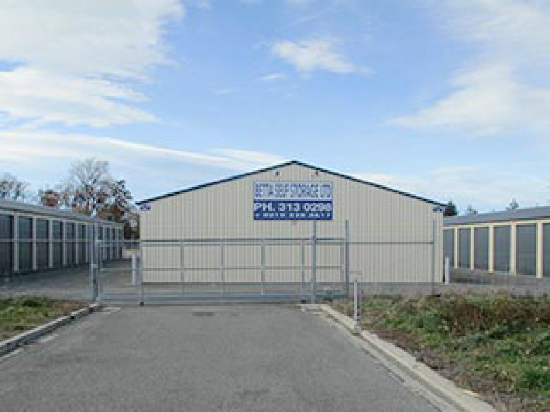Betta Self Storage - Rangiora