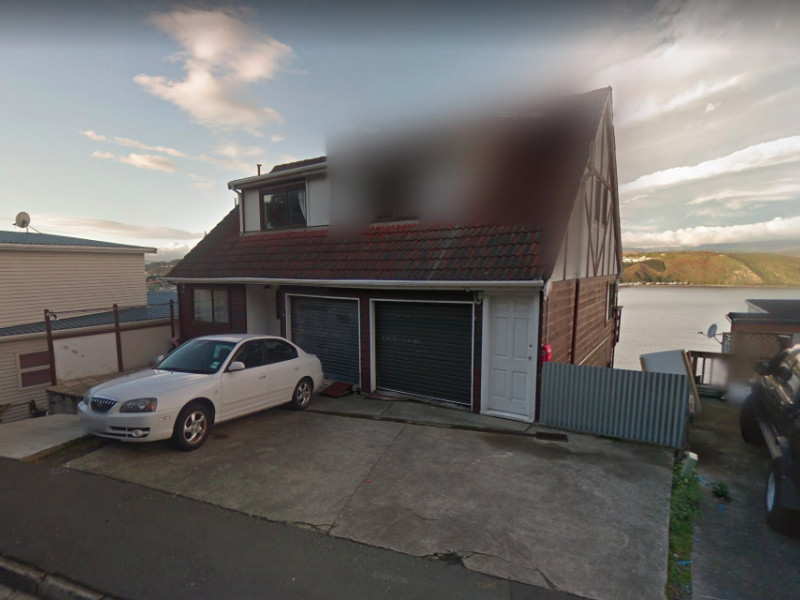Garage space for rent in Houghton Bay, Wellington 6023