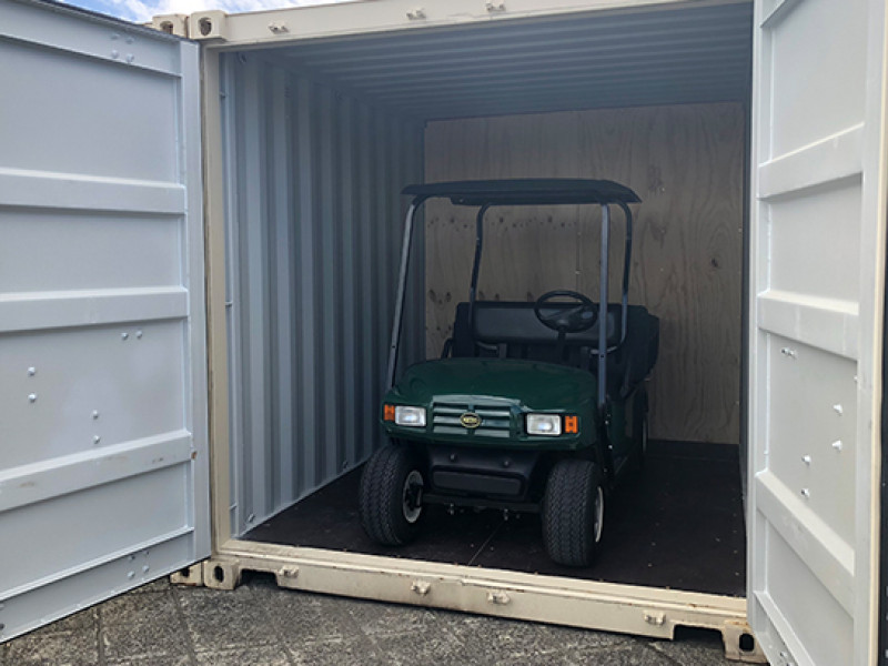 1/2 Storage Unit