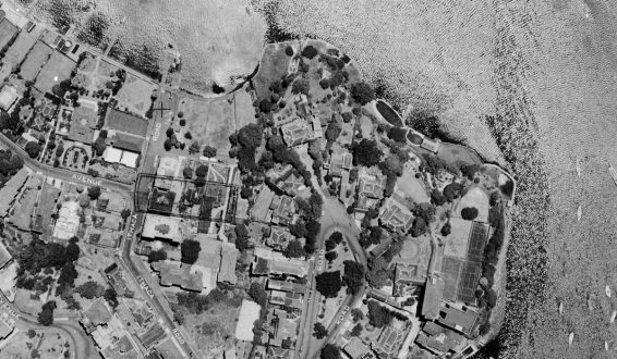 City of Sydney - Aerial Photographic Survey, 1949