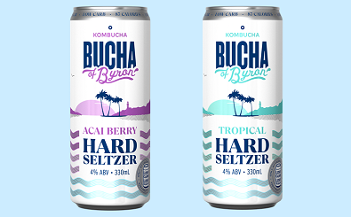 Bucha Seltzer