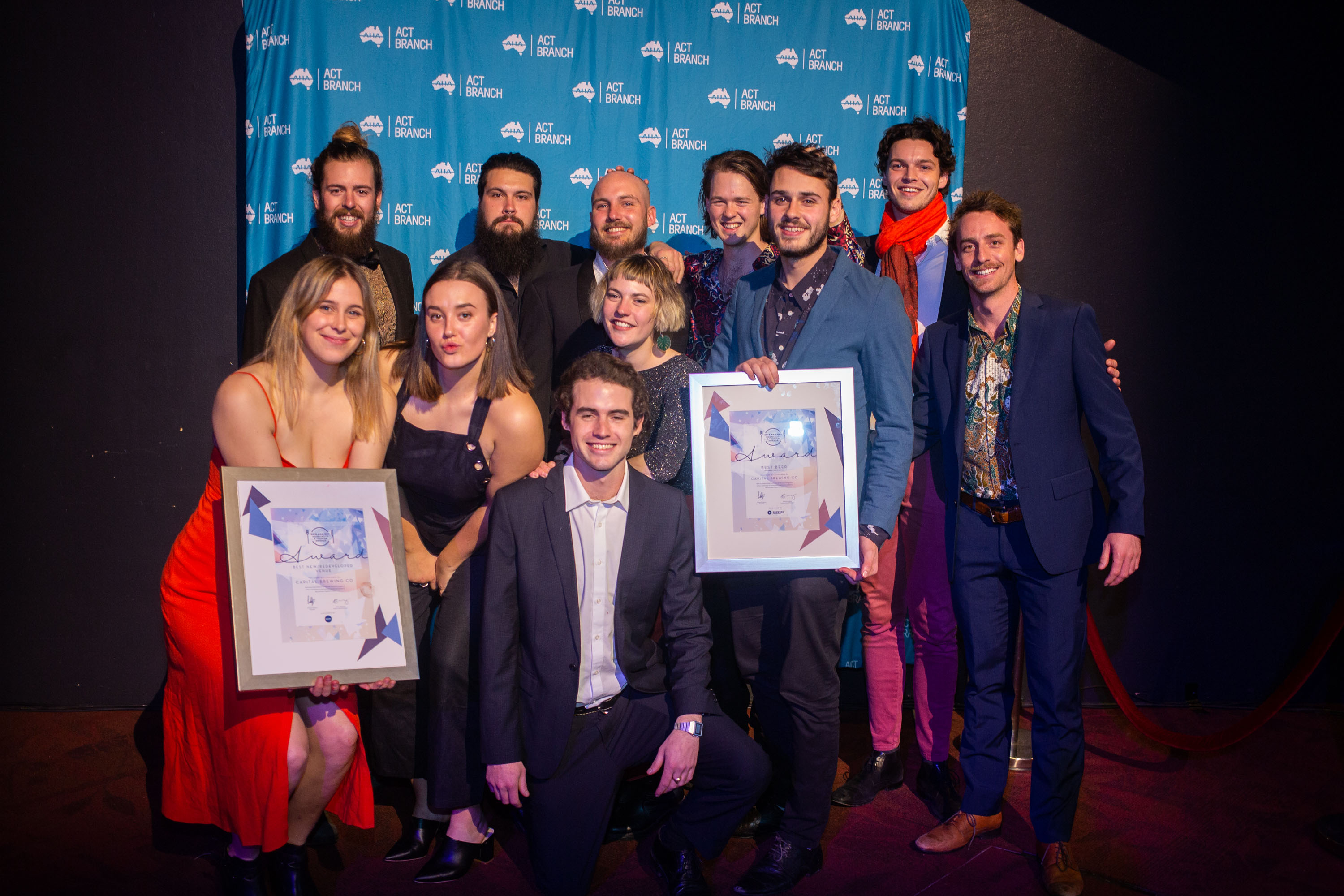 Capital team collects AHA awards Img Credit Ben Yousef