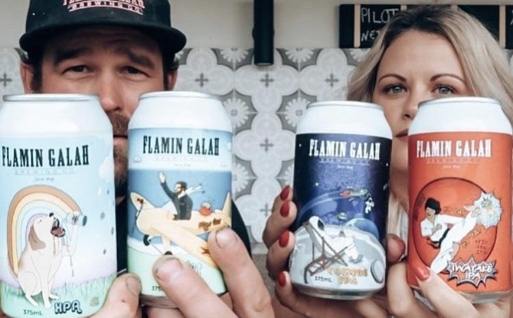 Flamin Galag