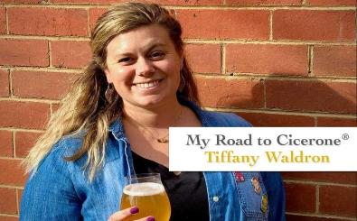 Tiffany Walden - Road to Cicerone 1