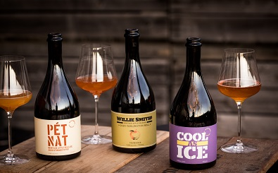 Willie Smith's Cider Club Pack - Spring 2020 - w poured glasses