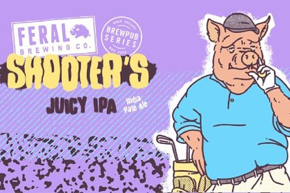 Shooter's Juicy IPA Feature Image