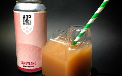 Hop Nation Candyland Milkshake Hazy